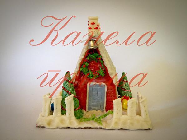 канела прима новогодишна торта опис